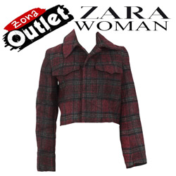 Geaca Zara Woman Ytaca Black