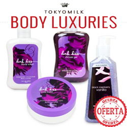 Kit Cupio Body Luxuries Dark Kiss
