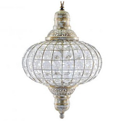Lustra model oriental Boho Chic Sphere of Light