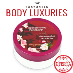 Body Luxuries unt de corp Japanese Cherry