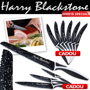 Set Cutite Harry Blackstone la cel mai mic pret