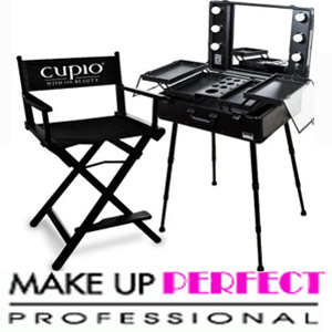 Kit Professional Make-up Corner CupioLash