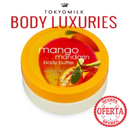 Body Luxuries unt de corp Mango Mandarin