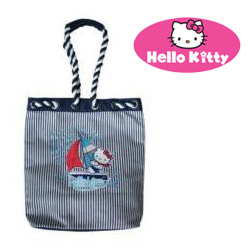 Sac de plaja Hello Kitty