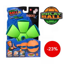 Disc transformabil in minge Phlat Ball Junior Neon FX