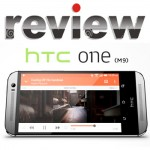 Review Smartphone HTC One M9
