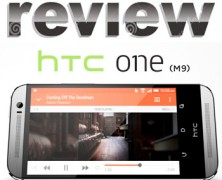 Review complet Smartphone HTC One M9
