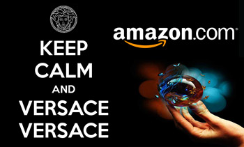 VERSACE on AMAZON.COM