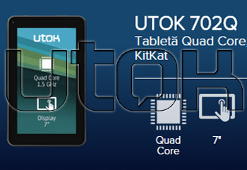 Tableta utok quad core 702q ultra