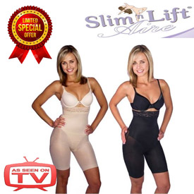 Corsetul modelator Slim and Fit Aire care functioneaza