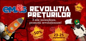 Revolutia Preturilor Reduceri la Black Friday-ul de Vara 2015