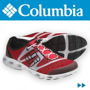 Adidasi de apa Columbia Powerdrain Water Shoes