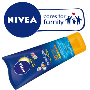 Lotiune de corp Kids Swim & Play SPF 50+ 150ml