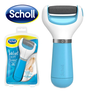 Pila electronica Scholl Velvet Smooth Express Pedi Review