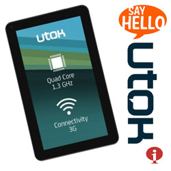 Tableta 3G UTOK HELLO 10Q