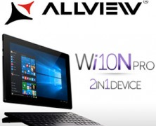 Tabletele Allview cu Windows 10