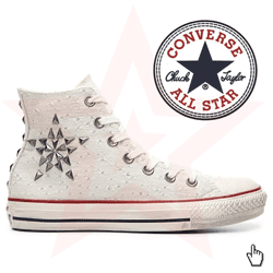 Converse Chuck Taylor All Star stelute si tinte