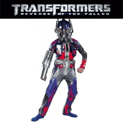Costum transformers optimus prime - marimea 158 cm