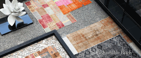 Covoare indiene din lana handmade The Rug Republic