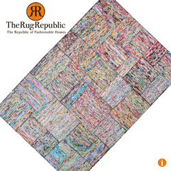 Covor The Rug Republic din matase