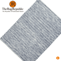 Covor din lana The Rug Republic tesut manual