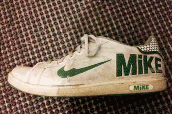 Funny Fakes Mike Sneakers