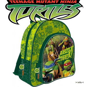 Ghiozdan rucsac Teenage Mutant Ninja Turtles