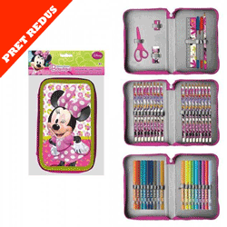Penar triplu echipat Disney Minnie Mouse