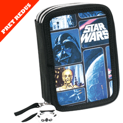 Penar triplu echipat Star Wars Space