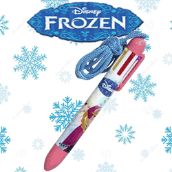 Pixuri Disney Frozen multicolore