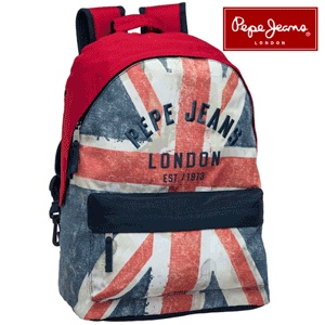 Rucsac British Flag Pepe Jeans London Steag UK