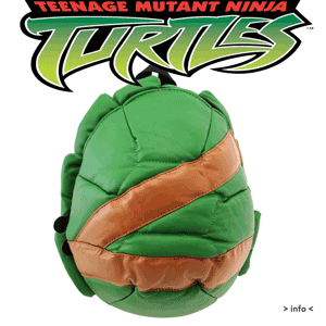 Rucsac Character Teenage Mutant Ninja Turtles Turtle
