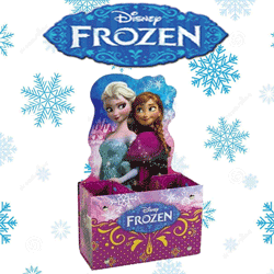 Suport rechizite Disney Frozen Snow