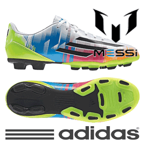 adidas F5 Messi TRX FG Junior Football Boots