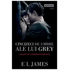 Cartea Cinzeci de Umbre ale lui Grey EL James
