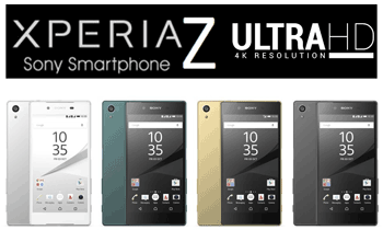Review si preturi Sony Xperia Z Smartphone Display 4K UltraHD