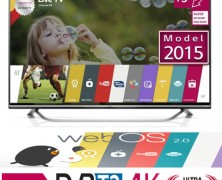 Pret Impresii si Pareri Smart TV LED LG 43UF7787 4K Ultra HD