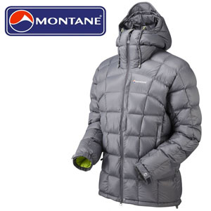 Montane Jacheta puf North Star