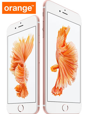 iphone6s si iphone6s plus Pret la Orange fara abonament