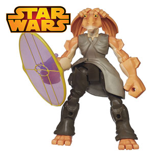 Figurina Razboiul Stelelor Star War Hero Mashers Jar Jar Binks