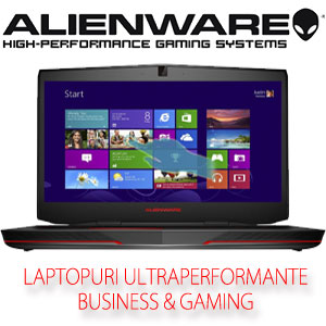 Laptop UltraGaming Alienware 17