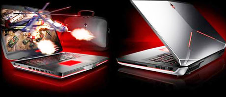 Laptop de Gaming Alienware Generatia 17