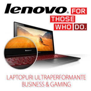 Laptopuri Ultraperformante Business Gaming Lenovo IdeaPad Y50 70 Preturi