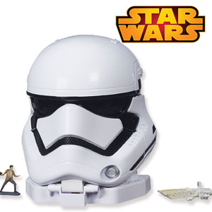 Set de lupta imperial Star Wars Stormtrooper
