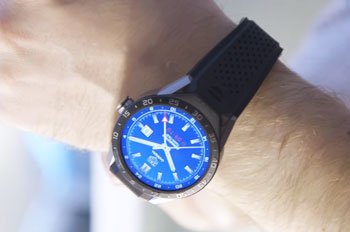 TagHeuer Carrera Connected Intel Android
