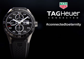 TagHeuer Smartwatch Intel inside si Android