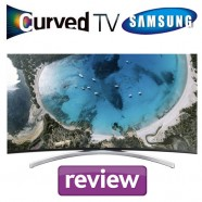 Review Smart TV Interactiv Ecran LED Curbat Samsung 55H8000