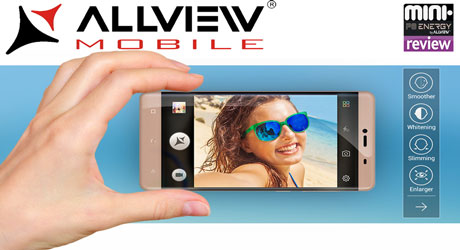 Allview P8 Energy Mini Review Photo si Video