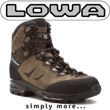 Ghete iarna Lowa Camino GTX Flex model barbatesc
