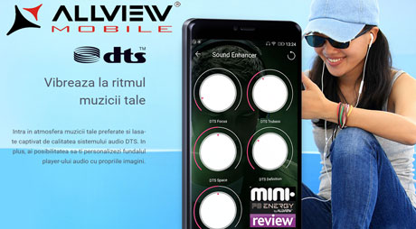 Smartphone Allview P8 Energy Mini DTS